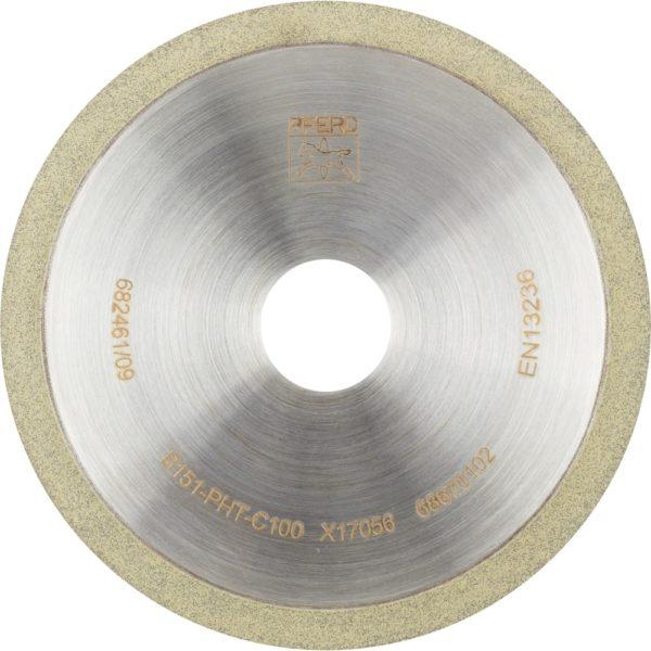 Диск алмазный шлифовальный Форма 1A1R