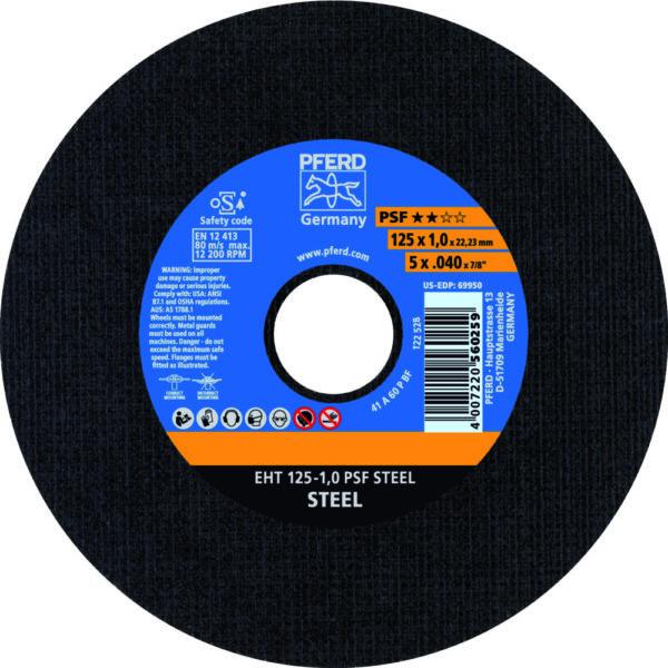 Круг отрезной PSF STEE