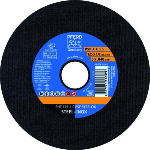Круг отрезной PSF STEELOX