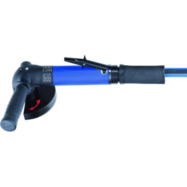 Машинка пневматическая углошлифовальная с резьбовым шпинделем PWAS 13/120 AVH