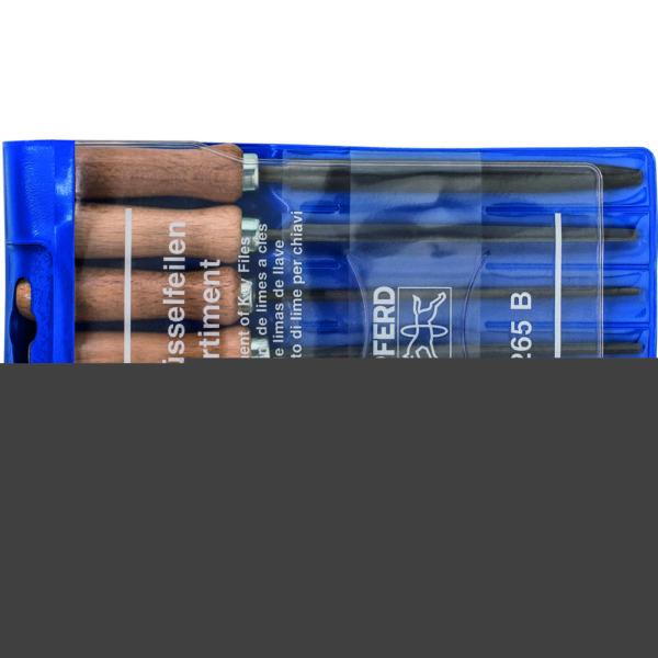 Набор ключевых напильников SET 265 B